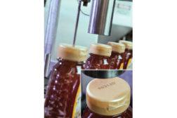 honey packaging food plant printing