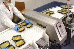 food processing metal detection xray