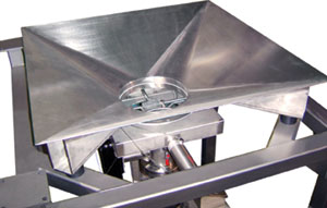 IEDCO bulk bag handling systems custom