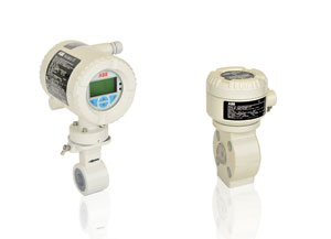 abb electromagnetic flow meter measurement products