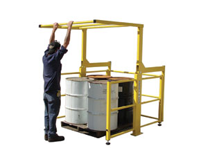 Benko Mezzanine Safety Gate Protect-o-gate
