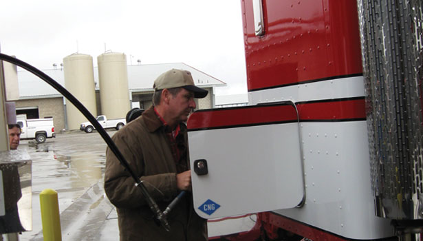 truck compressed natural gas rob hilarides
