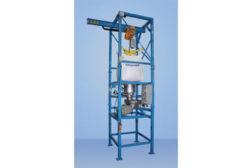 bulkbag discharging system material transfer