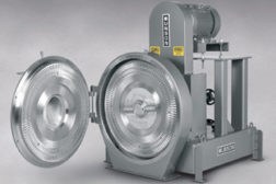 food grade attrition mill munson model sk30ss machinery