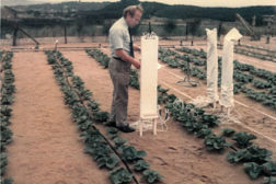 dr hillel tenslometer drip irrigation engineering