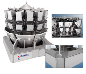 washdown weigher heat and control