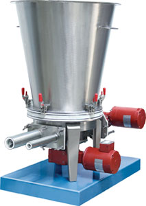 volumetric feeders acrison incorporated