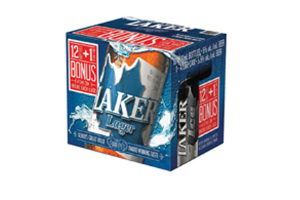 laker lager brick brewing beer brick brewing