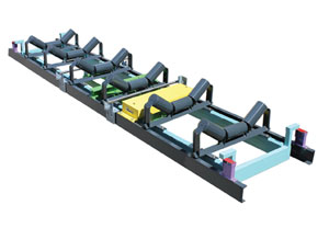 conveyor belt scale thayer scale