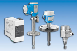 point level switches endress hauser inc