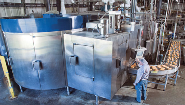 baked goods cryogenic freezer linde inc