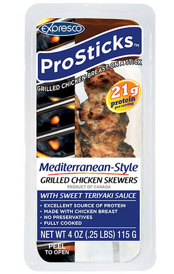 ProSticks by Expresco Foods