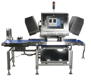 x-ray inspection system eagle product inspection