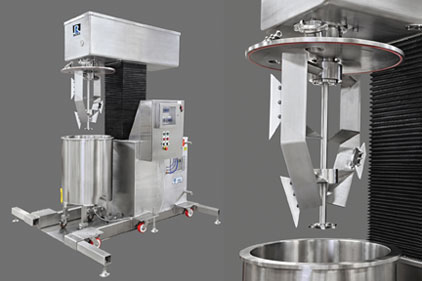 Dual Shaft Mixer