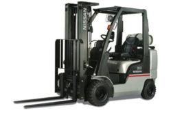 lift truck nissan forklift platinum nomad k21