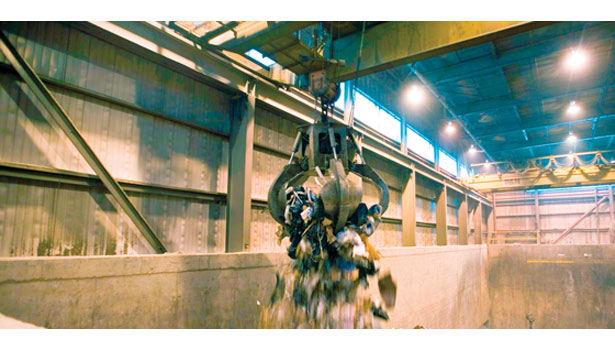 waste management automated lift covanta energy