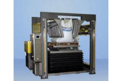 material master transfer bulk bag discharging system