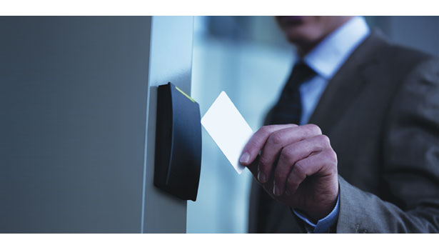 key cards access control devices