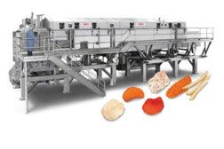 unitized vacuum fryer heat and control inc