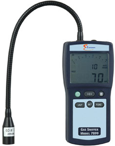 leak detector E Instruments model 7899 Gas Sniffer