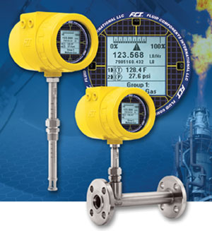 flow meter fluid components international