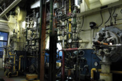 feedwater boilers thermal recovery system