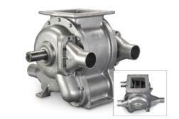 rotary feeders acs valves