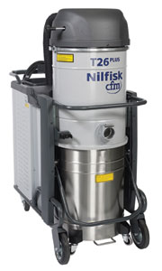 heavy duty vacuum cleaning nilfisk