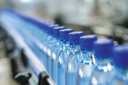 water bottle factory packaging trends