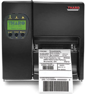label printer tharo systems