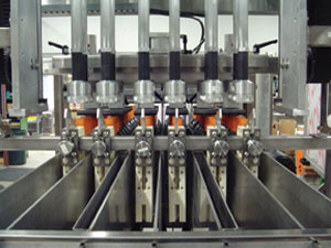 bottle placement module standard knapp