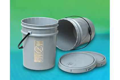 Gasketless Pail Cover