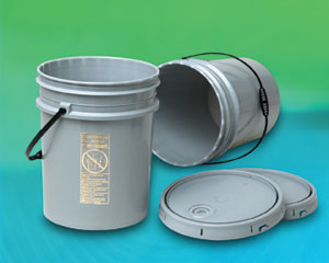 gasketless pail cover bway tri seal bucket