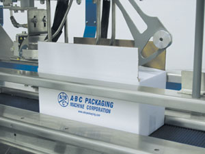 snacks case sealer abc packaging machine corporation