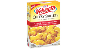 velveeta cheesy skillets dinner kit