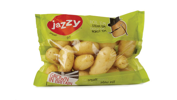 potato jazzy packaging