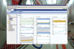 milk drying software screenshot
