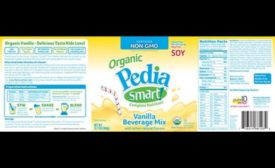 Recalled meal replacement