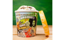 Colin Kaepernick Vegan Ice Cream Ben Jerry Change the Whirled