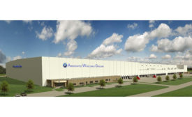 Associated Wholesale Grocers Mississippi Warehouse Cold Storage Construction