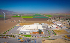 Gonzales California Del Monte Fresh Mann's Produce Processing Plant Fruits Vegetables