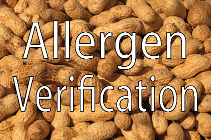 FSIS announces verification of product formulation and labeling for most common food allergens