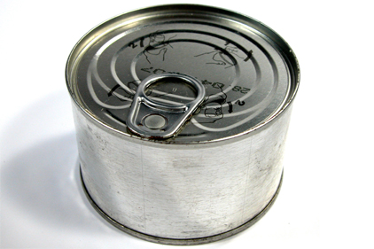 US canned foods market declines