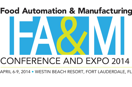 Food Automation & Manufacturing Conference 2014 dates announced