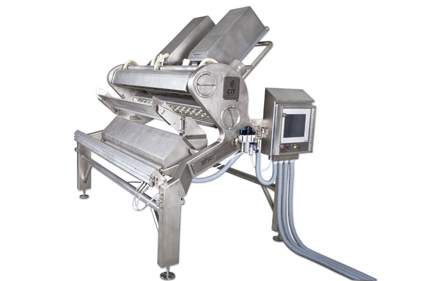 New hyperspectral sensor-based system for potato processors helps sorting