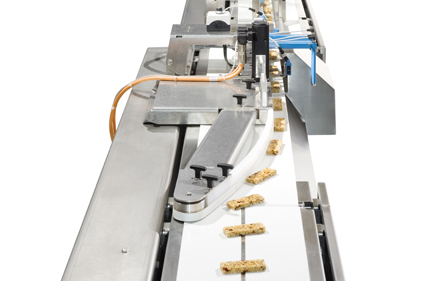 Integrate equipment for improved bar line efficiency