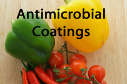 Natural antimicrobial coatings satisfy food safety requirements and extend shelf life