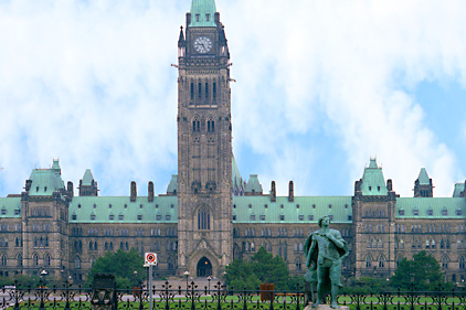 Parliament, Ottawa, head