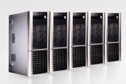 Computer bank