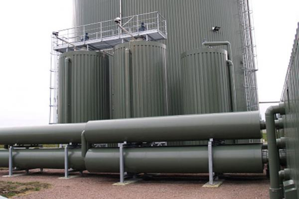 CH4 Biogas equipment